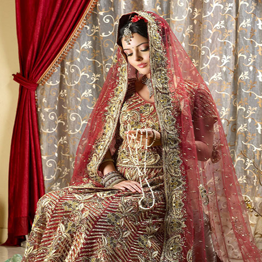 Pakistani Fashion Designers - Pakistani Bridal Dress Designs for Girls Vol 3
