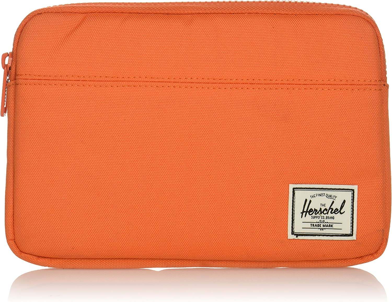 Herschel Anchor Sleeve for MacBook/iPad, vermillion orange, Mini