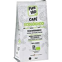 Pura Vida Café Ecológico Descafeinado Molido - 4