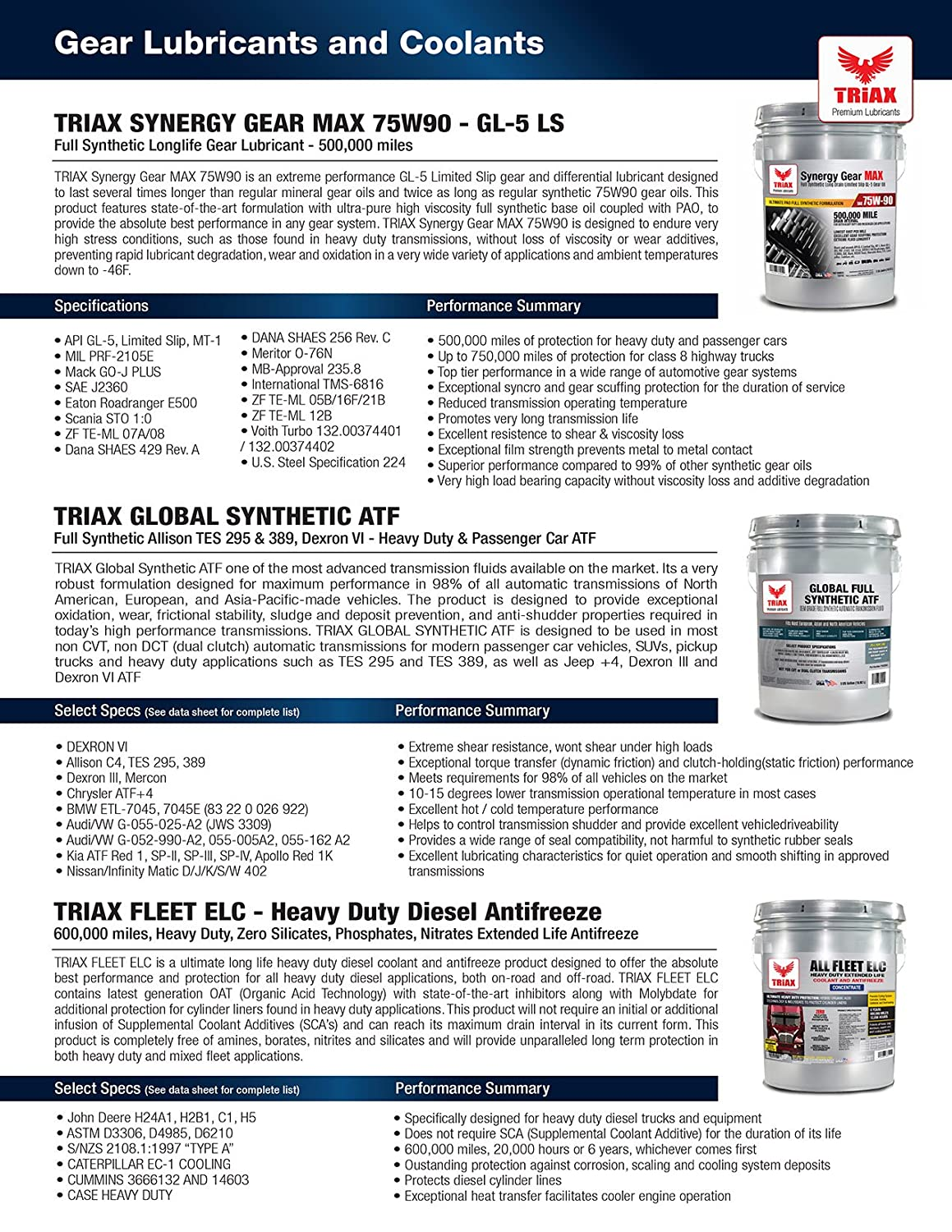 Amazon.com: Triax 5 GAL Pail - Full Synthetic 10W-30 Fleet Supreme CK-4 Heavy Duty Diesel Engine Oil - with CRP Moly Plating Technology.