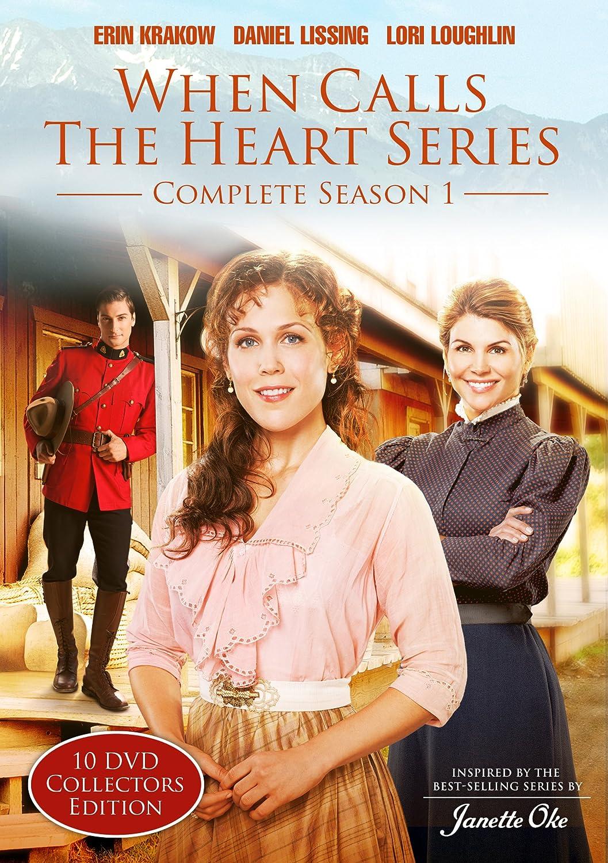 Amazon Com When Calls The Heart Complete Season  Michael Landon Lori Loughlin Daniel Lissing Movies Tv