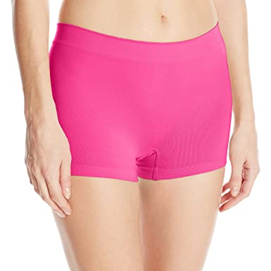 0d6e5494d9e9 Maidenform Women's Pure Genius Tailored Boyshort Panty, Pink About It, ...