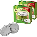 Ball Wide Mouth Mason Jar Lids 12-Count per Pack (2-Packs Total)