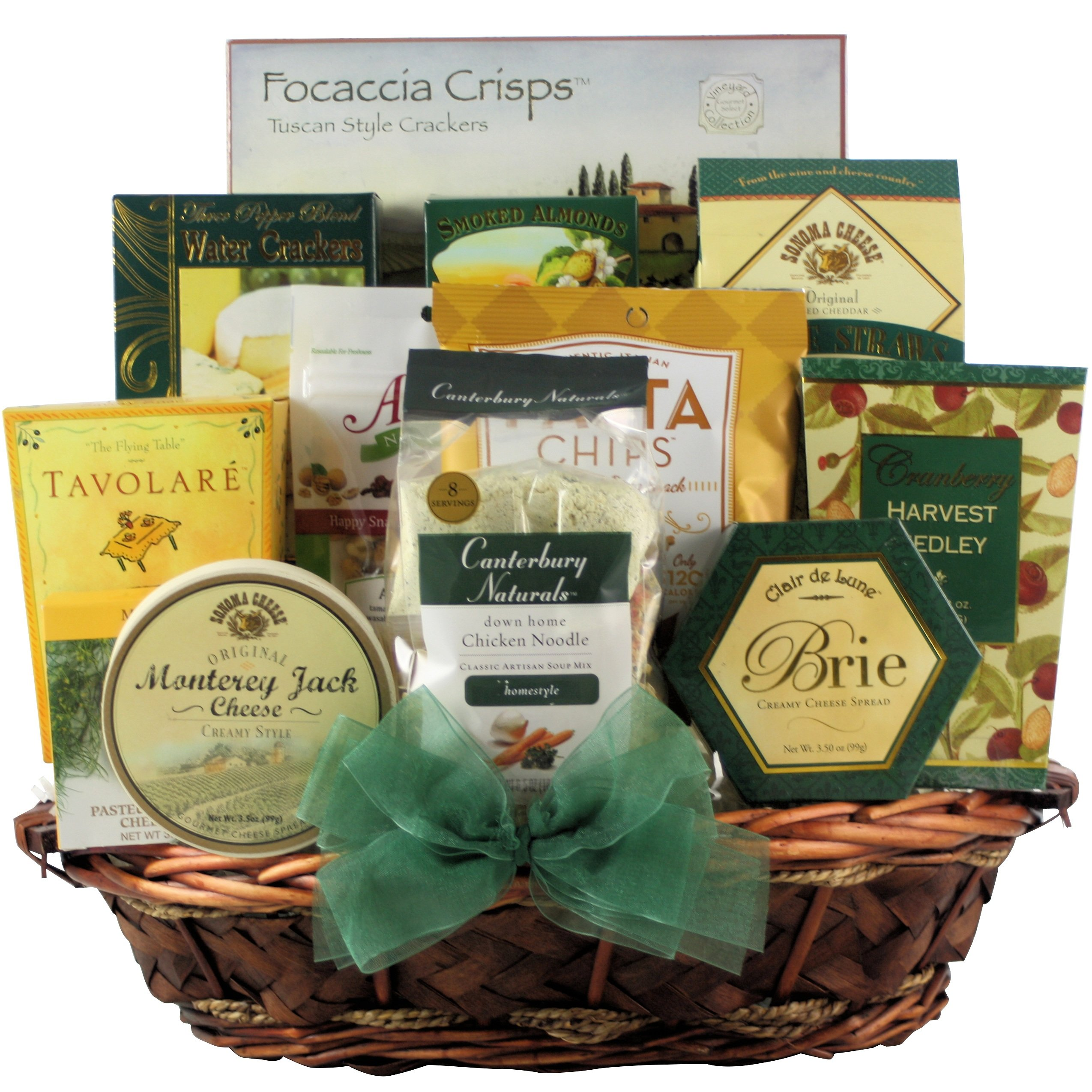 GreatArrivals Wishing You A Speedy Recovery! Get Well Gift Basket