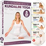 Kundalini Yoga for Your Week - The Definitive 5 DVD Boxset with Natalie Wells