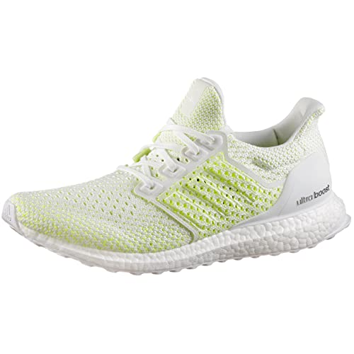 the best attitude 5e7f1 bc579 adidas Men s Ultraboost Clima Running Shoes, (FTWR White  Solar Red),