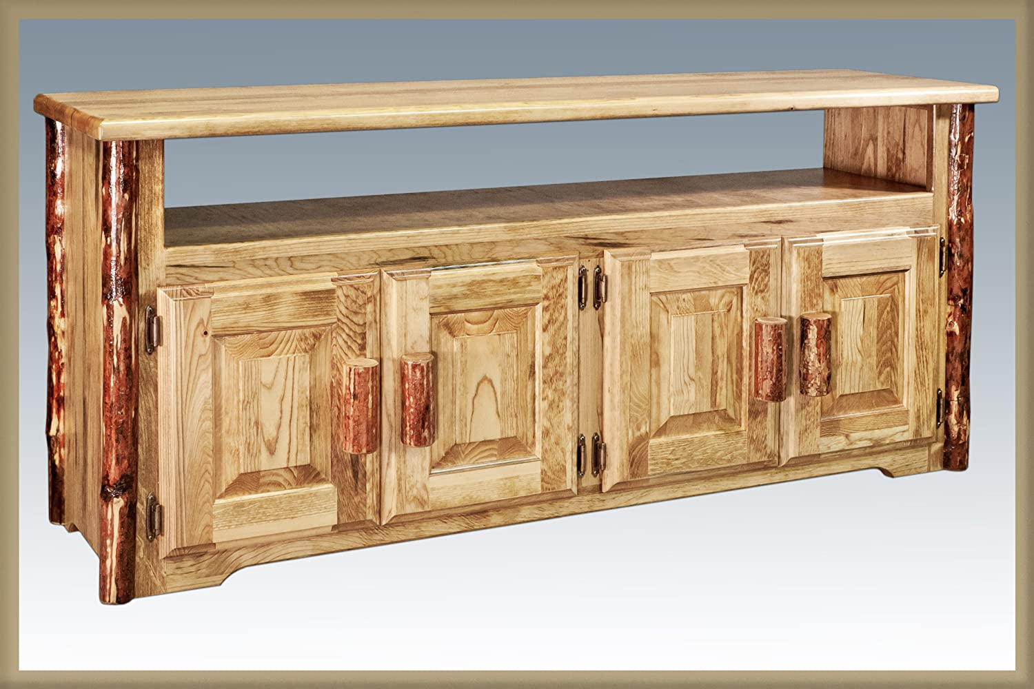 Montana Woodworks Glacier Country Collection Television Stand