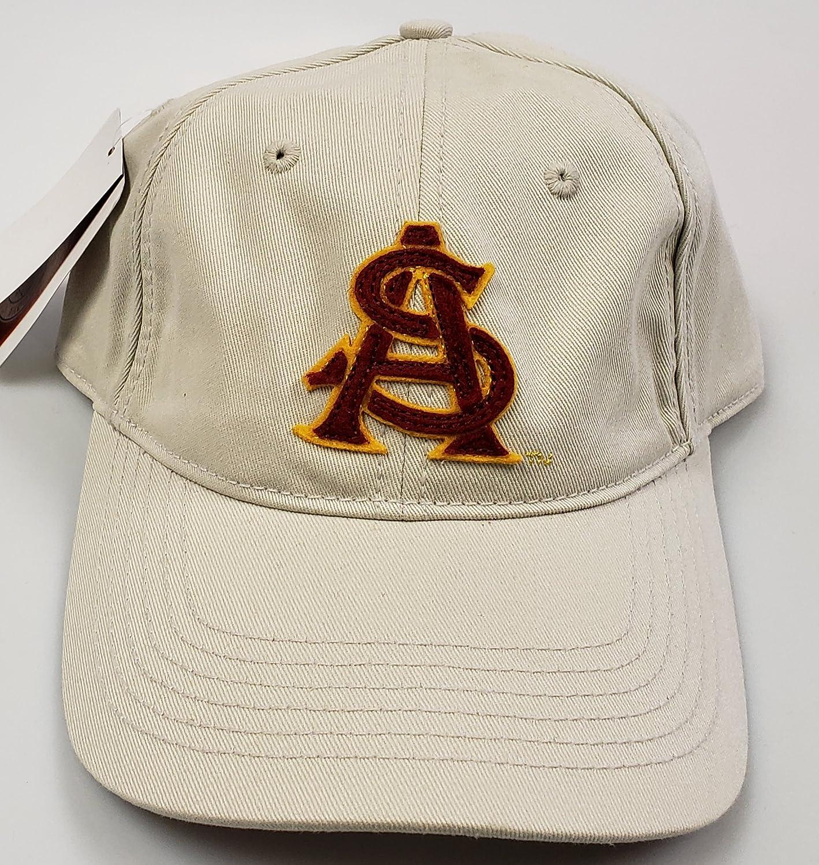 Cod新しいアリゾナ州立大学NCAA刺繍調節可能なキャップ B07CKPPB1H