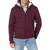 Amazon Essentials Sherpa Lined Full-zip Hooded Fleece Sweatshirt heren Sweatshirt