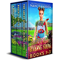 Great Witches Baking Show Cozy Mysteries Boxed Set: Books 1-3 (The Great Witches Baking Show)