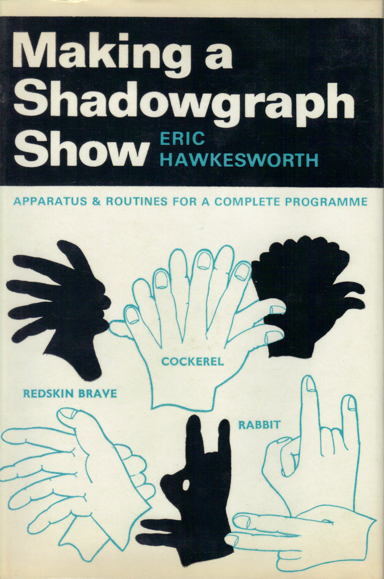 Making a Shadowgraph Show: Apparatus and Routine for a Complete Programme