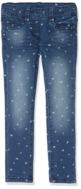 Oliver 53.811.71.3269, Jeans para Niñas, Azul (Dark Blue Denim Stretch 56z4), 104: Amazon.es: Ropa y accesorios