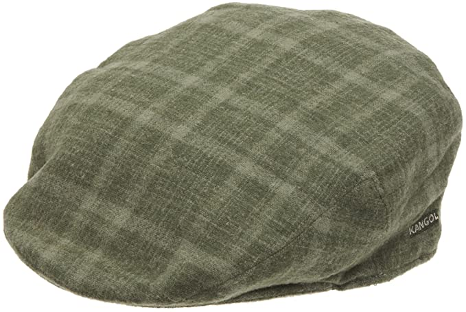 e065c40bafaf7c Kangol Men's Tweed Peebles Cap, Martel Check, Small: Amazon.ca ...