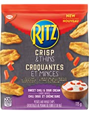 Ritz Christie Crisp and Sweet Chili and Sour Cream, 115g