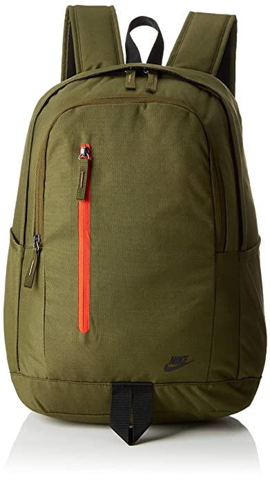 Nike NK All Access SOLEDAY BKPK-S, Mochila Unisex Adultos, Multicolor (Olivecanvs