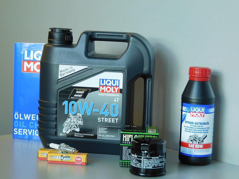Mantenimiento Set Suzuki VL 800 Intruder aceite de aceite ...