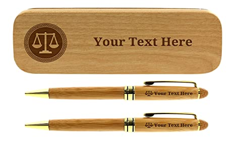 c3991af110130 Amazon.com   Lawyers Gifts Custom Name Lawyer Gift Set Personalized ...