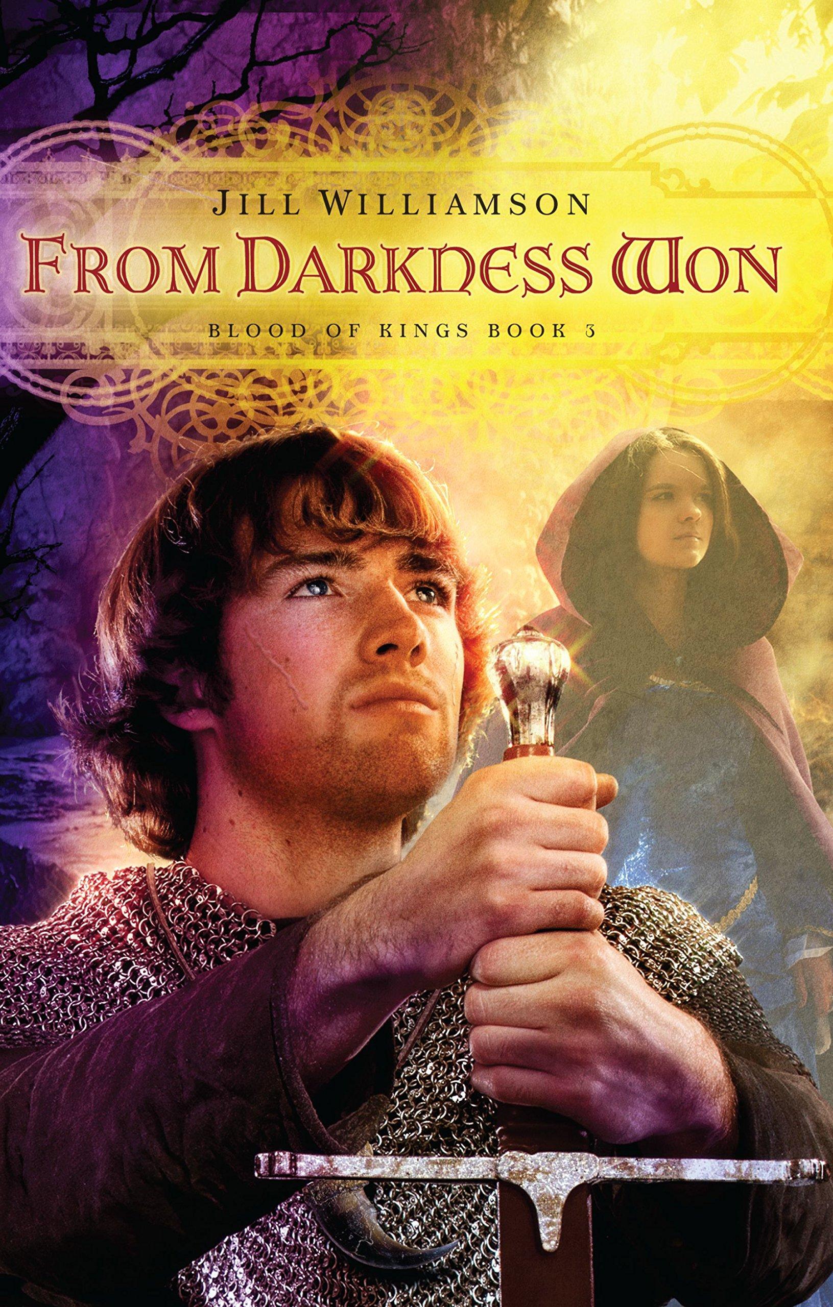 Amazon: From Darkness Won (blood Of Kings) (9780982598771): Jill  Williamson: Books