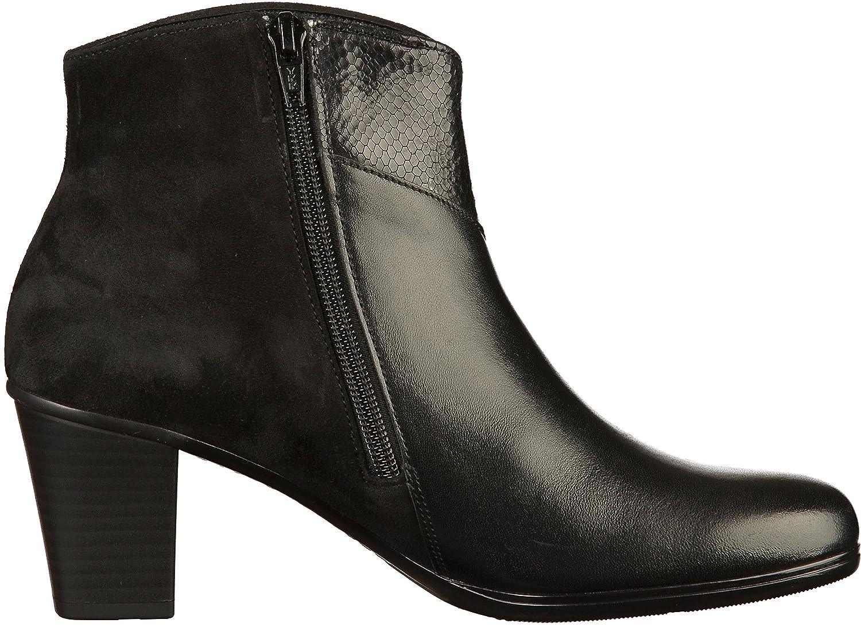 Gabor Stiefeletten in Übergrößen Schwarz 75.617.20 große Damenschuhe   Amazon.de  Schuhe   Handtaschen 1877e26715
