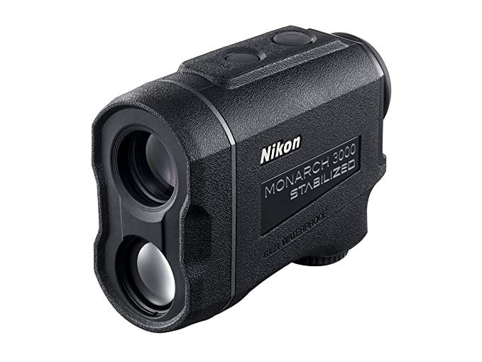 Entfernungsmesser Jagd Nikon Aculon : Nikon monarch stabilized laser entfernungsmesser amazon