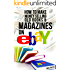 How to Make Money Selling Old Books and Magazines on eBay (EBay Selling Made Easy Book 8)