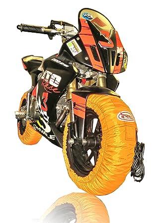 IRC - Calentadores de neumáticos, llanta de 10 pulgadas: Amazon.es: Coche y moto