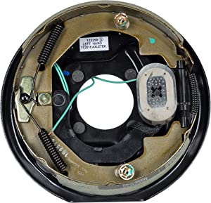 """Lippert Components Electric Brake Assembly for Left Side, 10"""" X 2.25"""" with 3,500 lbs. Capacity"""