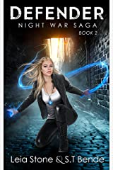 Defender (Night War Saga Book 2) Kindle Edition