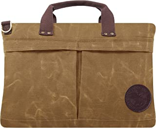 product image for Duluth Pack City Briefcase (Waxed Khaki)