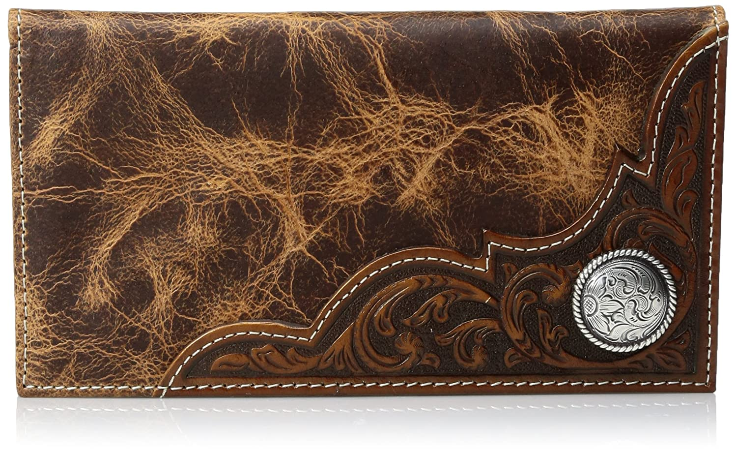 Ariat Basic Distressed Rodeo Wallet Distressed