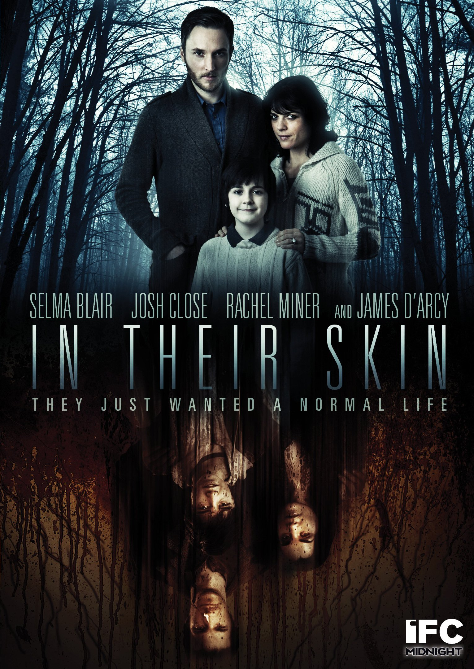 DVD : In Their Skin (DVD)