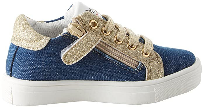 BALDUCCI Averi364, Zapatillas para Niñas, Azul (Jeans 365), 36 EU