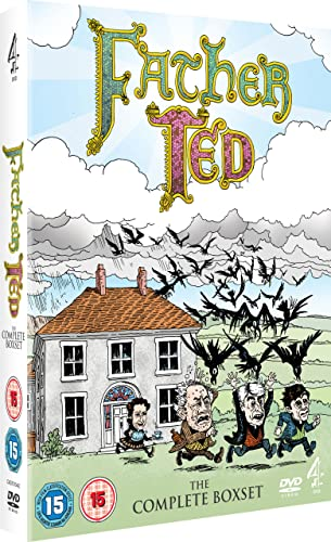 Father Ted - Complete Box Set [DVD]  の商品写真
