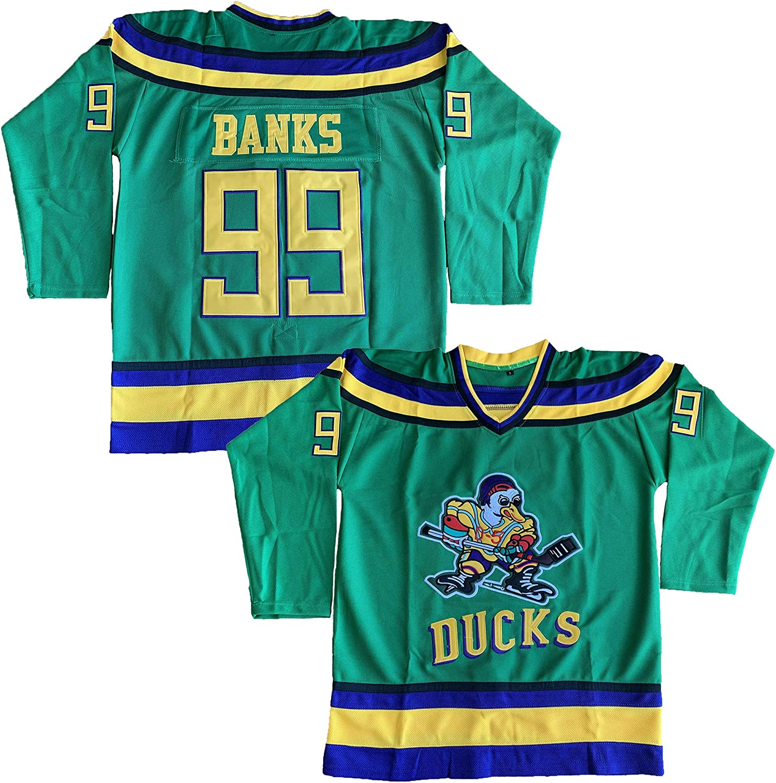 the mighty ducks hockey jersey