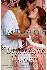 A Desperate Wager Kindle Edition