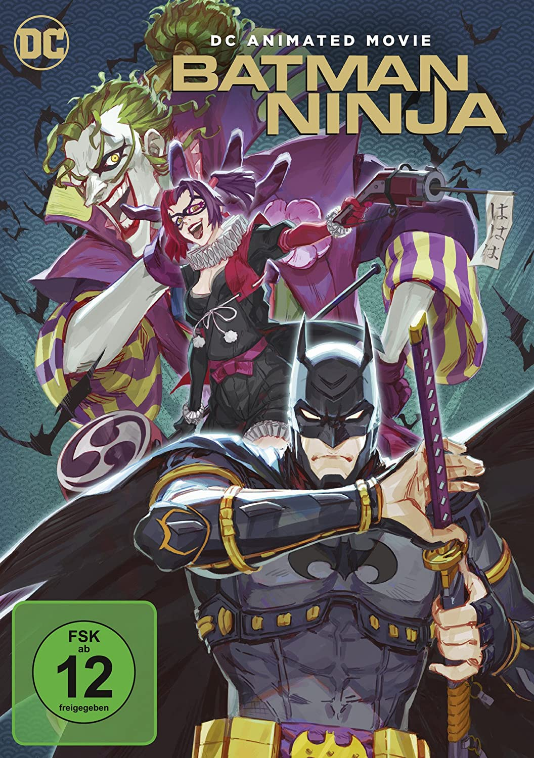 Amazon.com: Batman Ninja, 1 DVD: Movies & TV