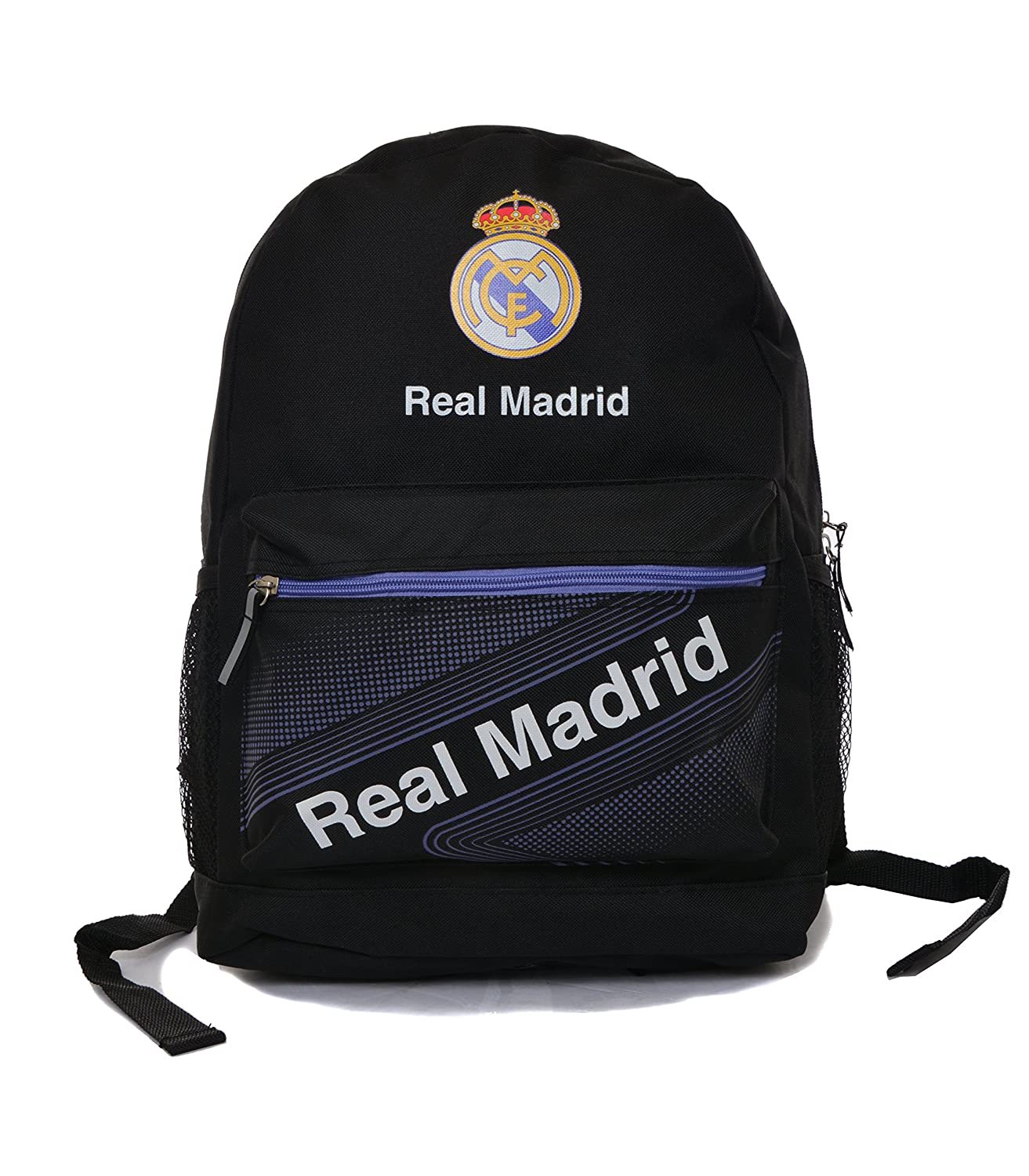 Amazon.com: Real Madrid Backpack School Mochila Bookbag Official Licensed Product: Computers & Accessories