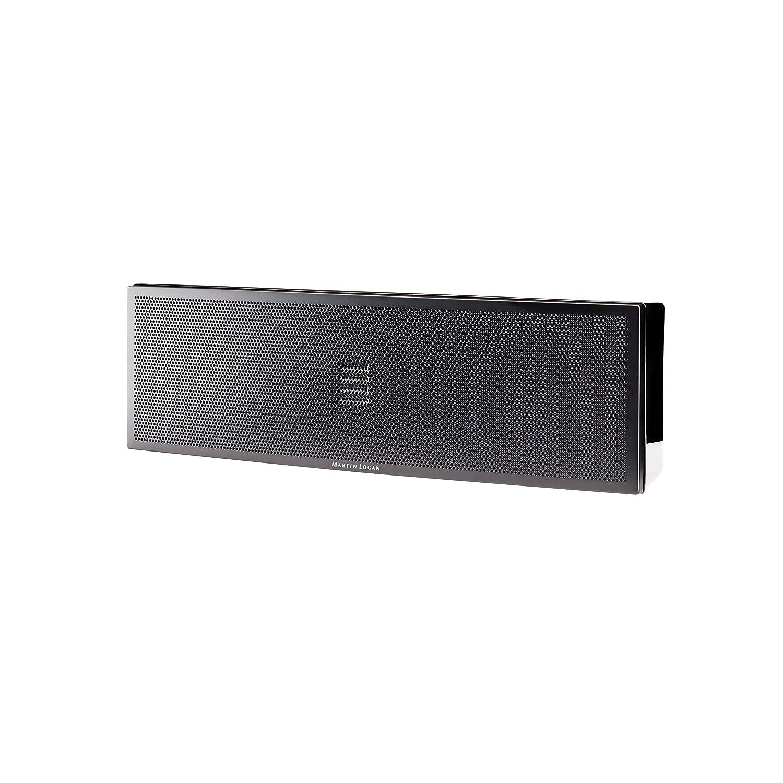 MartinLogan Motion 6i Center Channel Speaker Single Speaker Gloss Black