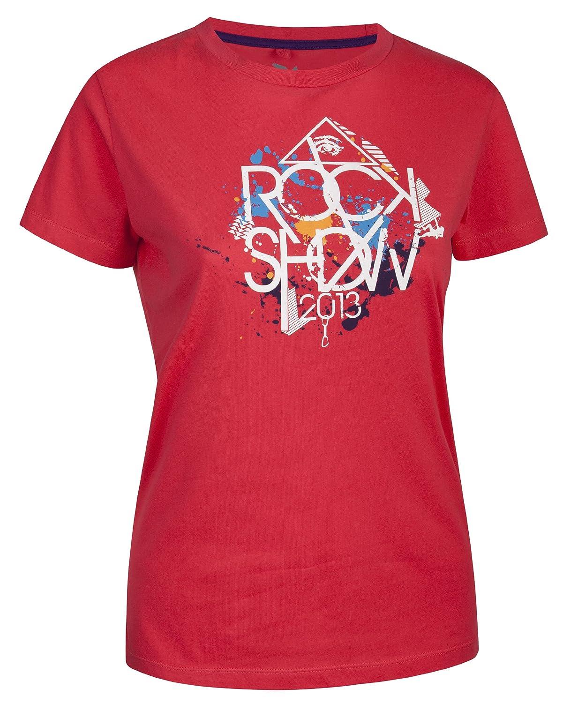 SALEWA Camiseta Manga Corta Rockshow 13 Co W S S Coral ES 36 (DE 34)   Amazon.es  Ropa y accesorios be9625a3f9e9e