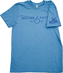 Weller T-Shirts - Fashion Fit Tee - Light Blue