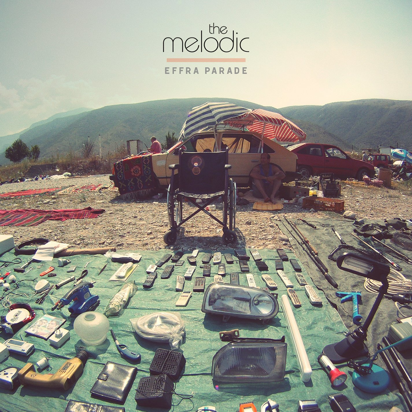 CD : Melodic - Effra Parade (CD)