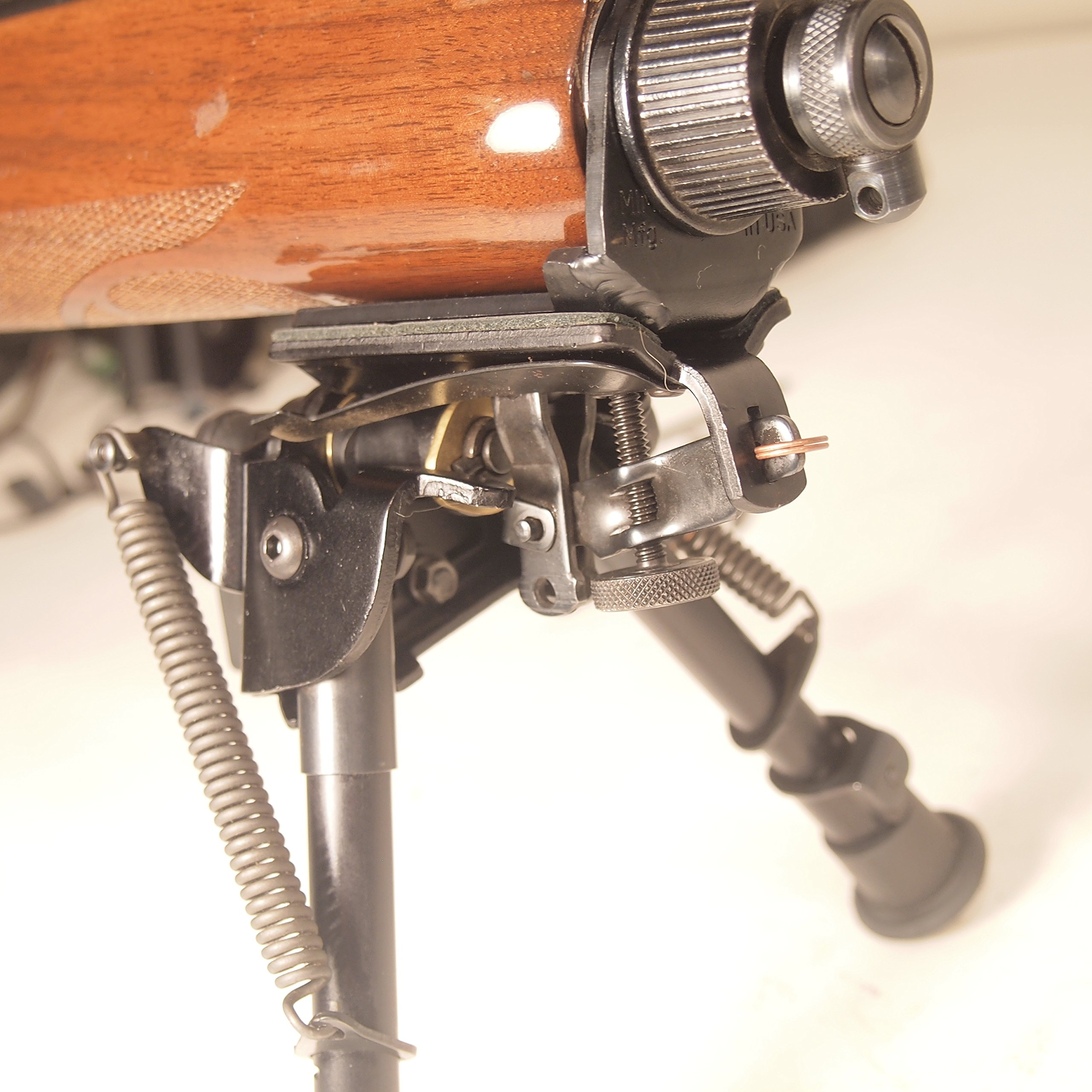 HBLMS Harris Bipod extends from 9'' to 13'' (swivels, notched legs) by Harris Engineering