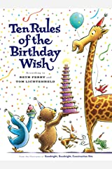 Ten Rules of the Birthday Wish Kindle Edition
