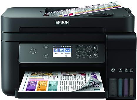 Epson EcoTank ET-3750, Impresora, USB, WIFI, A4, Negro: Epson ...