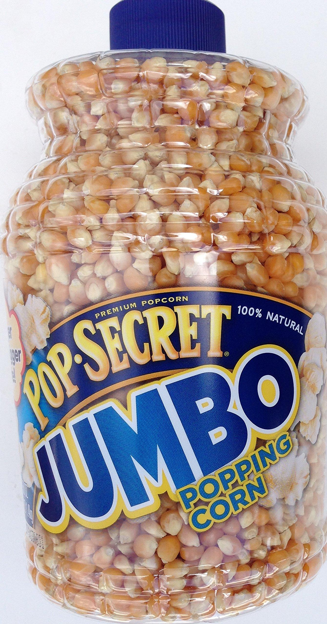 Pop Secret Jumbo Popping Corn 50 Oz Bottle