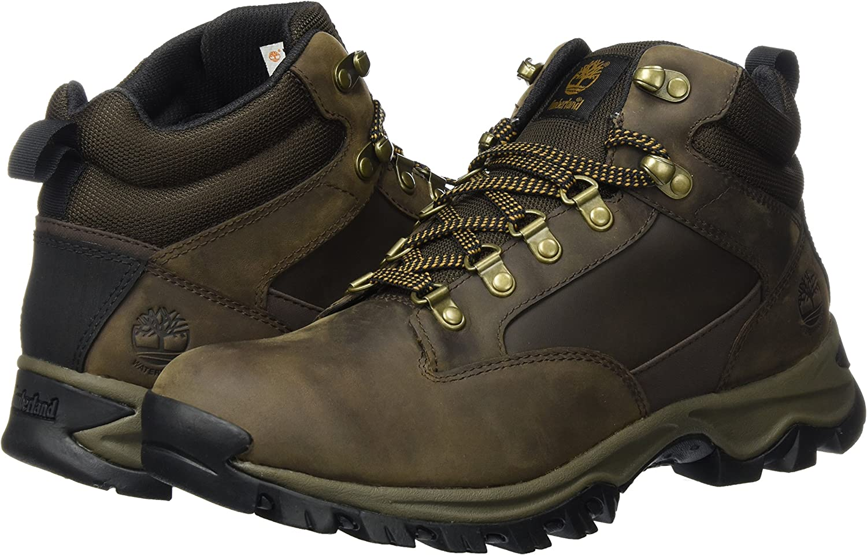 Timberland Herren Keele Ridge Waterproof Leather Mid Chukka Boots