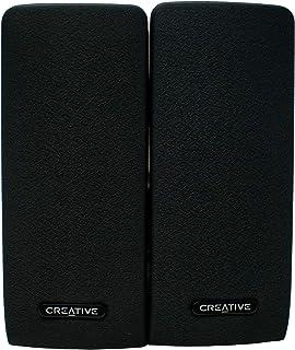 Compact 2.0 Ensemble de Haut-Parleurs Multimédia Stéréo pour Bureau à Domicile PC Ordinateur Ordinateur Portable/Prise UK/iCHOOSE