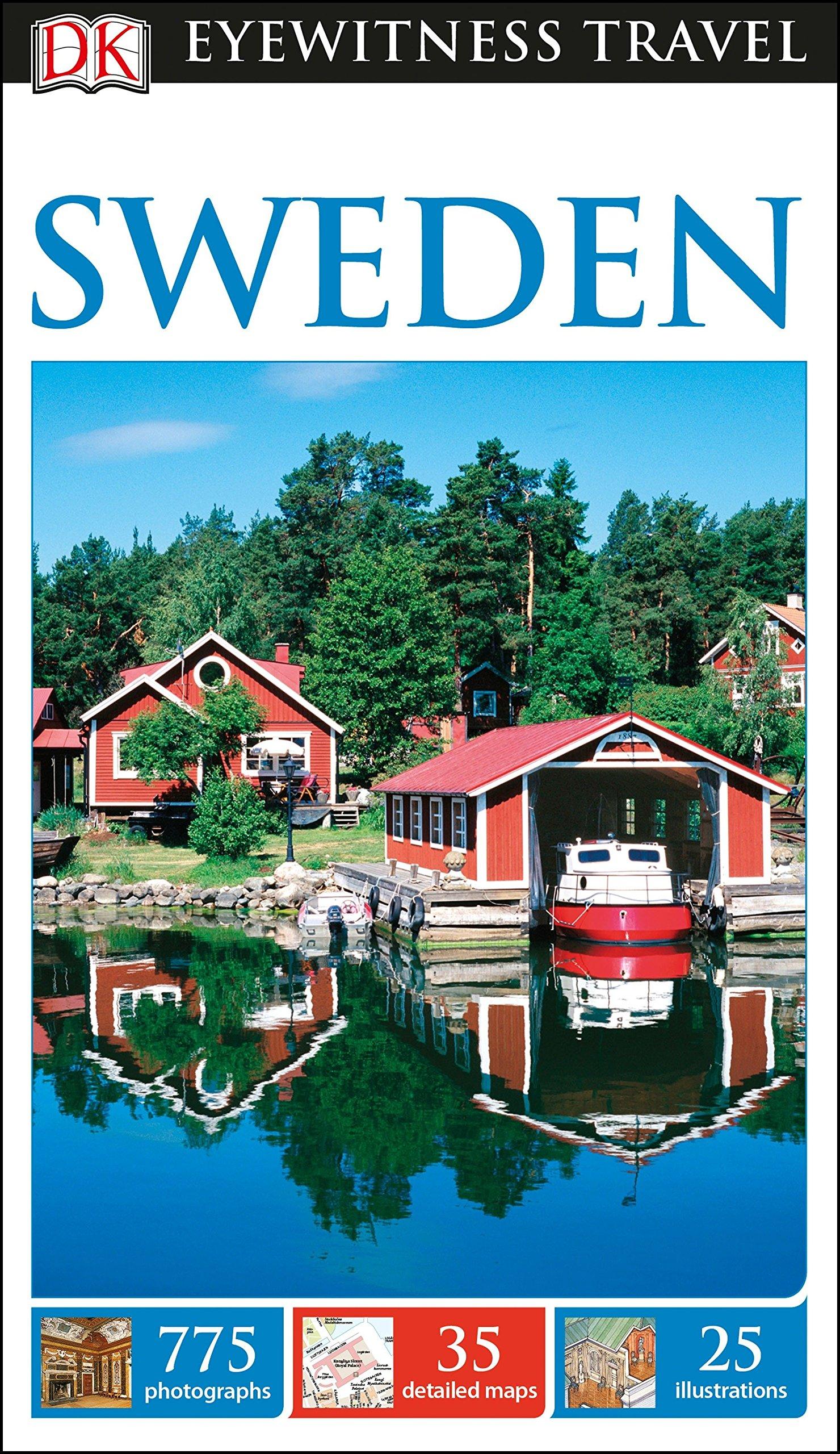 Download DK Eyewitness Travel Guide Sweden ebook