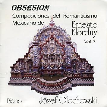 Amazon.com: Obsesion: Romanticismo Mexicano del Siglo XIX ...