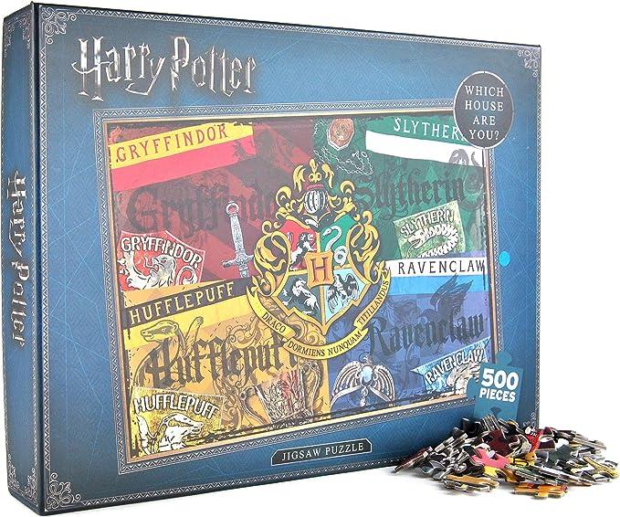 HARRY POTTER Puzzle 500 Piezas, 1: Amazon.es: Hogar
